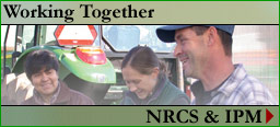 Working Together: NRCS & IPM