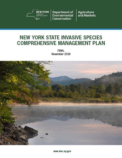 New York State Invasive Species Comprehensive Management Plan