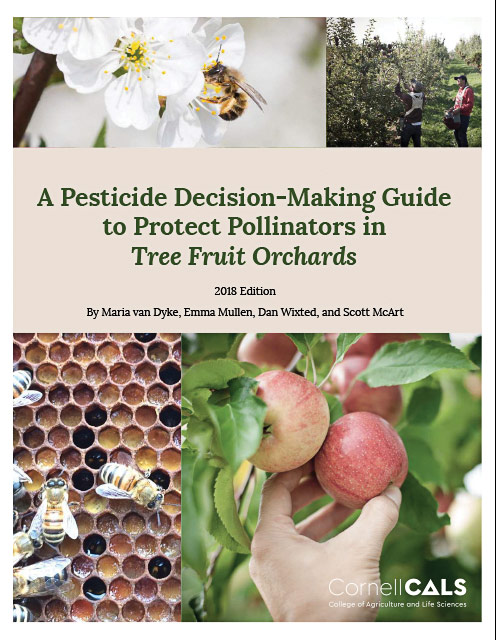 Pesticide Decision-Making Guide to Protect Pollinators in Tree Fruit Orchards