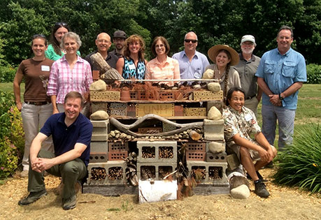Members of the Northern New England Pollinator Habitat Working Group
