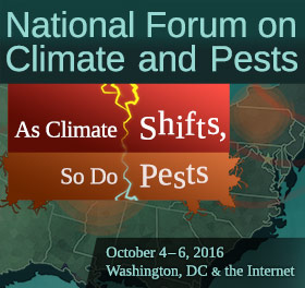 National Forum on Climate and Pests