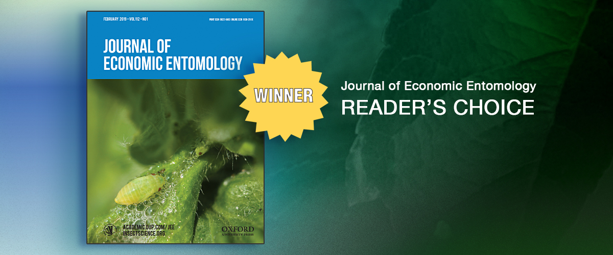 Center-Funded Cockroach IPM Project Leader Wins Journal Award