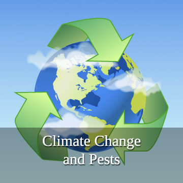 Climate Change and Pests